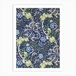 Seaweed, John Henry Dearle Art Print