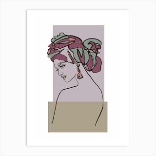 Nova Color Art Print