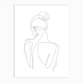 Dissol Art Print