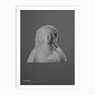 Queenmargaret Art Print