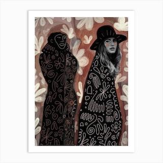 Less Ego More Empathy Art Print
