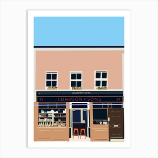 Climpson And Sons Art Print