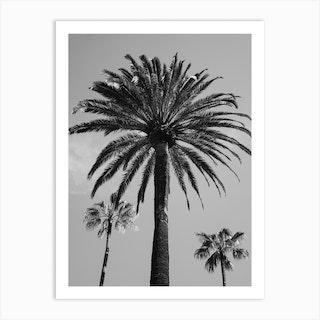 Beverly Hills Sky Iii Art Print