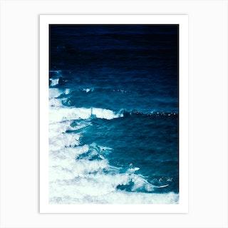 Surf 2 Art Print