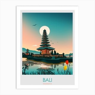 Bali Indonesia  Art Print