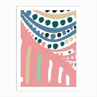 Ode To Yayoi Art Print