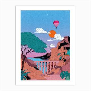 Dreaming Awake Art Print