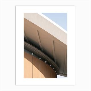 Haus Der Kulturen Der Welt 01 Art Print