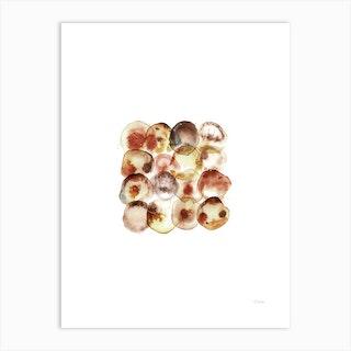 Agate Dream Art Print