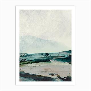 Land Ahoy 1 Art Print