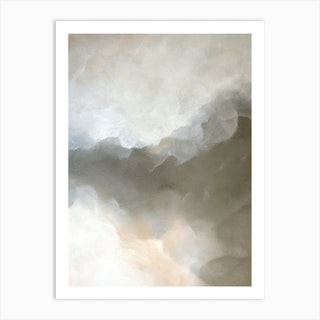 Above 2 Art Print