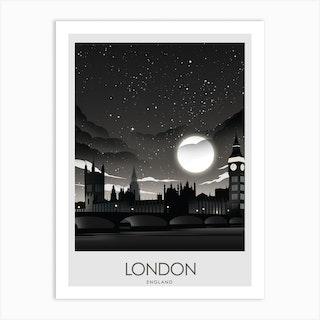 London England  Art Print