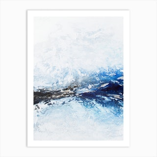 Deep Ocean Art Print