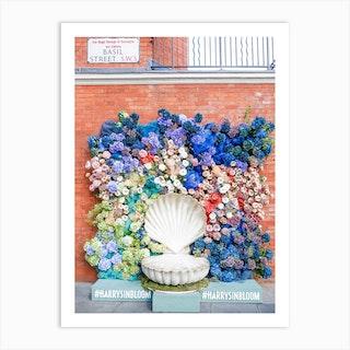 London In Bloom Art Print