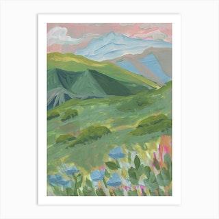 Colorado Summer Art Print