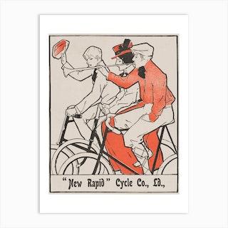 New Rapid Cycle Co. Art Print