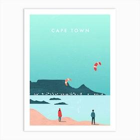 Capetown Art Print