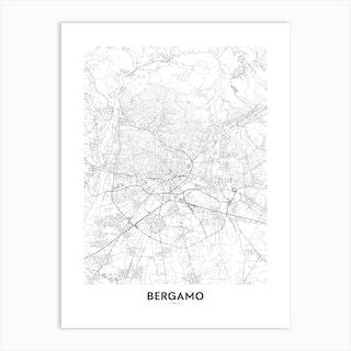 Bergamo Art Print