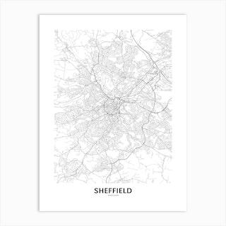 Sheffield Art Print