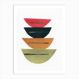 Abstract 013 Art Print
