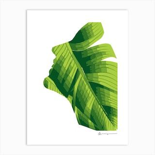 Finese Art Print