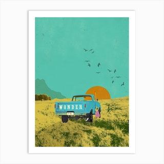 Wonderful Art Print