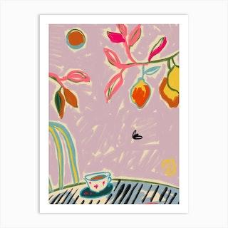 Colourful Freedom Art Print
