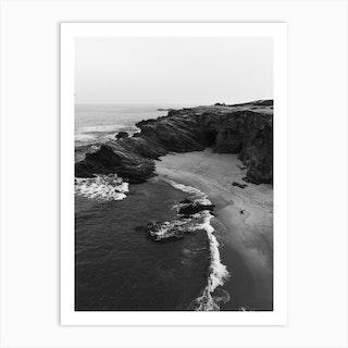 Beach Love Ii Art Print