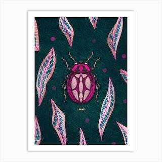 Bug 3 Art Print