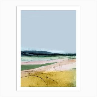 Ladram View Art Print