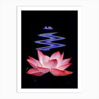 Flower Studies 6 Art Print