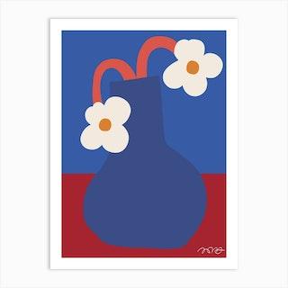 Honfleur 9 Art Print