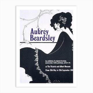 Exhibition posters, Aubrey Beardsley Art Print