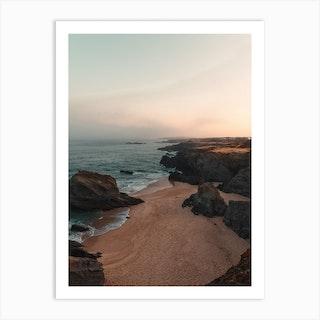 Portuguese Landscape Art Print