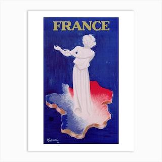 Publi Vente Paris Art Print