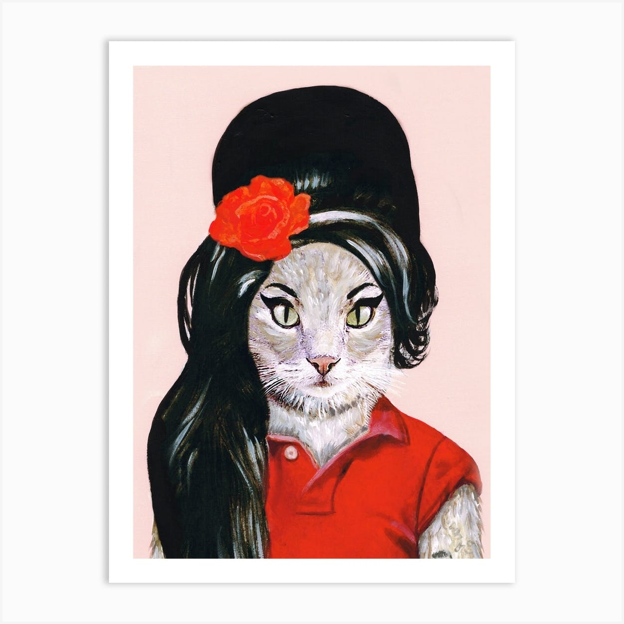 AMY WINEHOUSE CANVAS PICTURE PRINT WALL ART FREE FAST DELIVERY