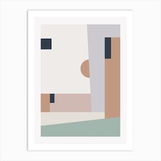 Homelands 02 Art Print