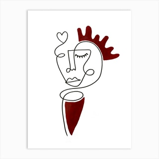 Self Love 1 Art Print