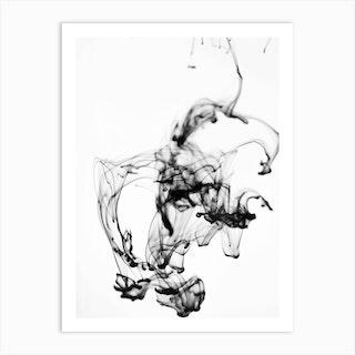 Smooth Movement Art Print