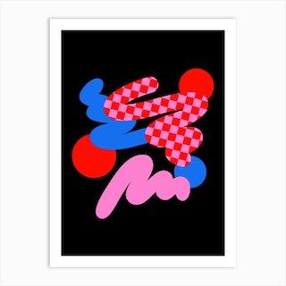 Memphis Art Print