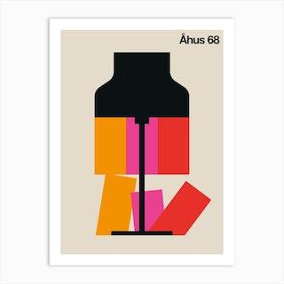Ahus 68 Art Print