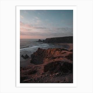 Seaside I Art Print