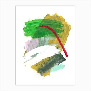 Rural Horizon 3 Art Print