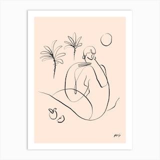 Summer 1 Art Print