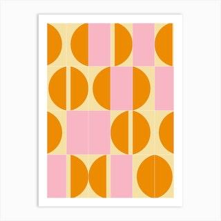 Sunnytiles 01 Art Print