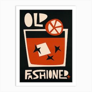 Old Fashioned Art Print