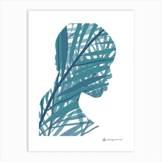 Humilty Art Print