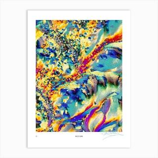 No 3 Perfection Prints Gin Art Print