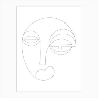 The 6th Sense Art Print