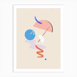 Stack Art Print